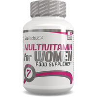 Multivitamin for women (60таб)