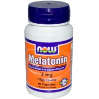 Melatonin 3mg (60капс)