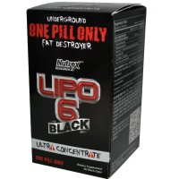 Lipo 6 Black Ultra Concentrate (60капс)