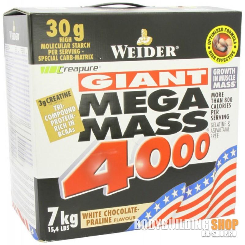 гейнер weider mega mass 4000 купить