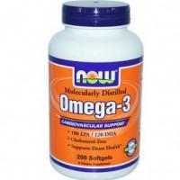 Omega-3 1000mg (200капс)